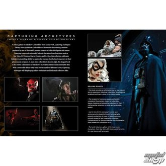 Buch Twenty Years of Sideshow Collectibles Art  - SS500228 - BESCHÄDIGT, NNM