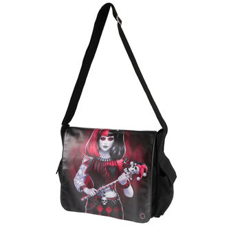 Handtasche (Umhängetasche) Dark Jester, Nemesis now