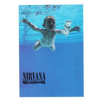 Postkarte Nirvana - ROCK OFF, ROCK OFF, Nirvana