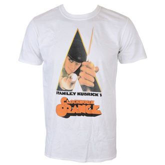 Herren T-Shirt Film Clockwork Orange - KNIFE WHITE - LIVE NATION, LIVE NATION