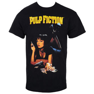 Herren T-Shirt Film Pulp Fiction - UMA - LIVE NATION, LIVE NATION