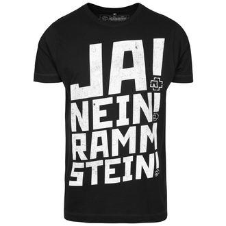 Herren T-Shirt Metal Rammstein - Ramm 4 - RAMMSTEIN, RAMMSTEIN, Rammstein