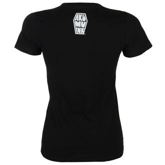 Damen T-Shirt Hardcore - My Monster - Akumu Ink, Akumu Ink