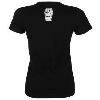 Damen T-Shirt Hardcore - The Gravedigger - Akumu Ink, Akumu Ink