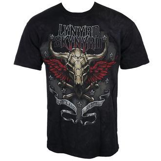 Herren T-Shirt Metal Lynyrd Skynyrd - The Last Rebel - LIQUID BLUE, LIQUID BLUE, Lynyrd Skynyrd