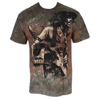 Herren T-Shirt Metal Jimi Hendrix - Stone Free - LIQUID BLUE, LIQUID BLUE, Jimi Hendrix