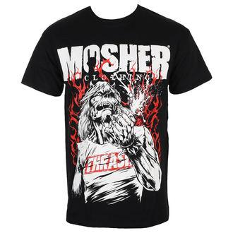 Herren T-Shirt Metal - Pete Flamin' Anger - MOSHER, MOSHER