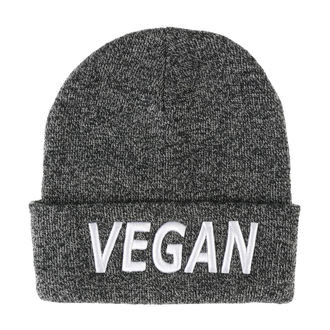 Beanie Mütze COLLECTIVE COLLAPSE - Vegan - antiquität grau, COLLECTIVE COLLAPSE