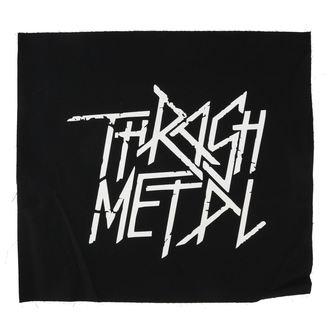 Aufnäher groß Thrash Metal