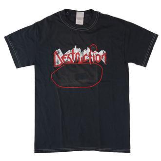 t-shirt metall herren Destruction BESCHÄDIGT - Vintage Logo - ART WORX, ART WORX, Destruction