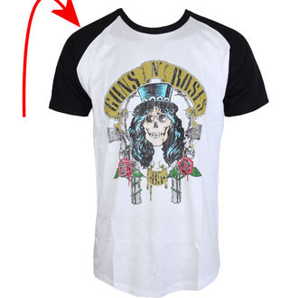 t-shirt metall herren BESCHÄDIGT Guns N' Roses - Slash 85 - ROCK OFF, ROCK OFF, Guns N' Roses