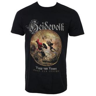 Herren T-Shirt Metal Heidevolk - Vuur Van Verzet - NAPALM RECORDS, NAPALM RECORDS, Heidevolk