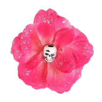 Haarspange Schädel - Little Pink