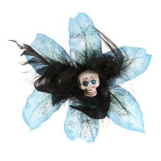 Haarspange - Flower - Turquise