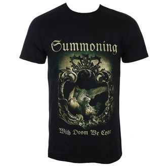 Herren T-Shirt Metal Summoning - With Doom We Come - NAPALM RECORDS, NAPALM RECORDS, Summoning