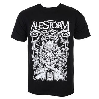 Herren T-Shirt Metal Alestorm - Octopus - NAPALM RECORDS, NAPALM RECORDS, Alestorm