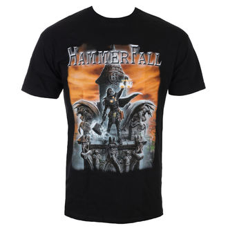 Herren T-Shirt Metal Hammerfall - Built To Last - NAPALM RECORDS - TS_2966