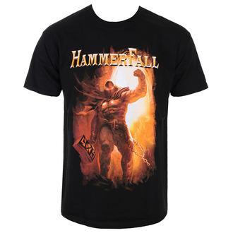 Herren T-Shirt Metal Hammerfall - Hector - NAPALM RECORDS, NAPALM RECORDS, Hammerfall