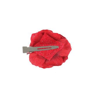 Haarspange Schädel - Little Red