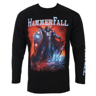 Herren Longsleeve Hammerfall - Hammer - NAPALM RECORDS, NAPALM RECORDS, Hammerfall