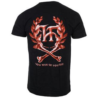 Herren T-Shirt Metal Hammerfall - Win Or Die - NAPALM RECORDS, NAPALM RECORDS, Hammerfall