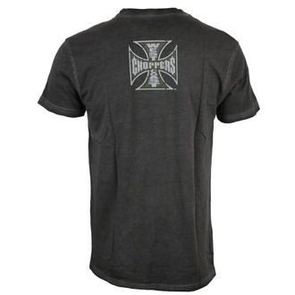 Herren T-Shirt - LOCK UP - West Coast Choppers, West Coast Choppers
