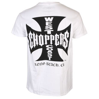 Herren T-Shirt - OG CROSS - West Coast Choppers, West Coast Choppers