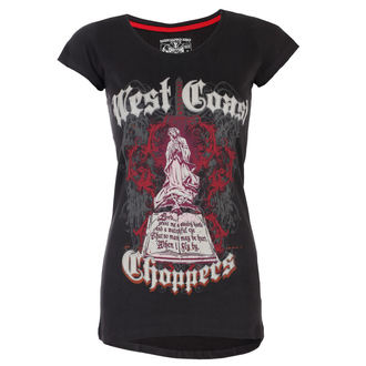 Damen T-Shirt - SAINT - West Coast Choppers - WCCTS132637ZW