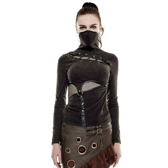 Damen T-Shirt Gothic und Punk - Catacomb - PUNK RAVE, PUNK RAVE