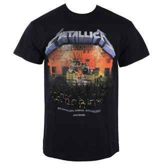 Herren T-Shirt Metal METALLICA - TÖTEN EM ALLE - AMPLIFIED