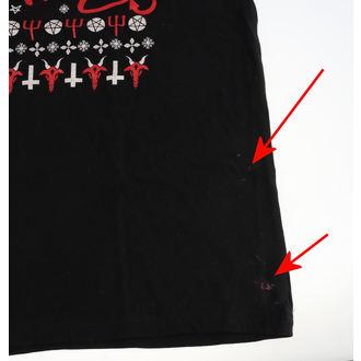 T-shirt gotisch und punk herren - SATAN'S LIL HELPER EVIL - TOO FAST, TOO FAST