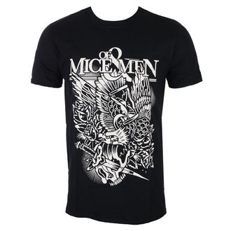 Herren T-Shirt Metal Of Mice & Men - Eagle - ROCK OFF, ROCK OFF, Of Mice & Men