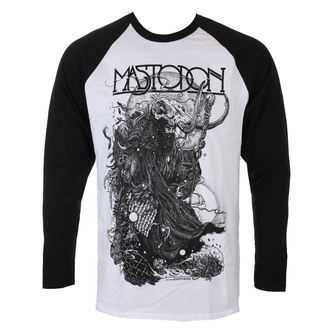 Herren Longsleeve Metal Mastodon - Hermit - ROCK OFF, ROCK OFF, Mastodon