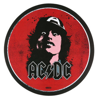 Damen Tanktop AC / DC - BACK IN BLACK - LEGEND