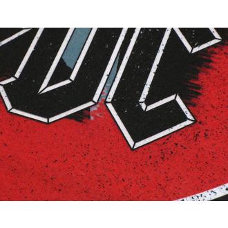 Fußmatte AC / DC - Face 0 60 - Rockbites, Rockbites, AC-DC
