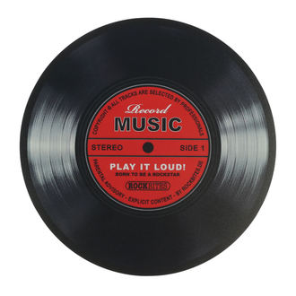 Mauspad Record Musik - Rockbites, Rockbites