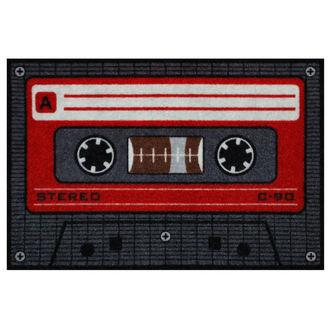 Fußmatte Tonband rot - Rockbites, Rockbites