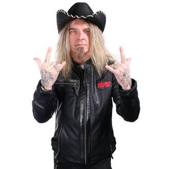 Hut WORNSTAR - Hellrider HS Black Rocker Cowboy, WORNSTAR
