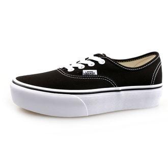 Damen Low Sneaker - UA AUTHENTIC PLATFOR Black - VANS, VANS