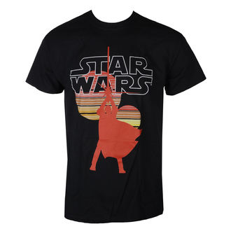 Herren T-Shirt Film Star Wars - RETRO SUNS - LIVE NATION, LIVE NATION
