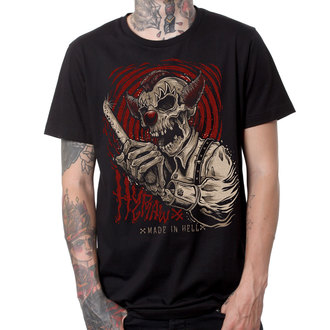 Herren T-Shirt Hardcore - CLOWN - HYRAW, HYRAW