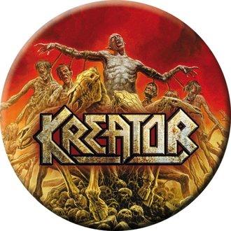Ansteckbutton KREATOR - Phantom antichrist - NUCLEAR BLAST, NUCLEAR BLAST, Kreator