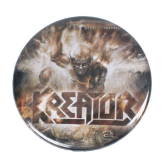 Ansteckbutton KREATOR - Phantom antichrist - begrenzt - NUCLEAR BLAST, NUCLEAR BLAST, Kreator