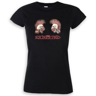 Damen T-Shirt DAS EXPLOITED - Anarchy terror - NUCLEAR BLAST, NUCLEAR BLAST, Exploited