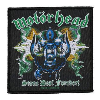 Aufnäher MOTÖRHEAD - STONE DEAF FOREVER - RAZAMATAZ, RAZAMATAZ, Motörhead