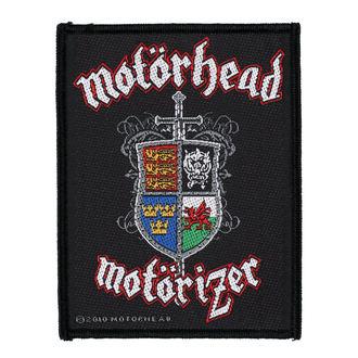 Aufnäher MOTÖRHEAD - MOTORIZE - RAZAMATAZ, RAZAMATAZ, Motörhead