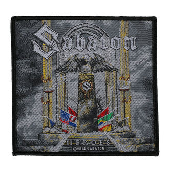 Sweatshirt Men Sabaton - Heroes Czech republik - CARTON