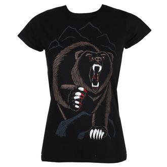 Damen T-Shirt Hardcore - BEAR NECESSITIES - GRIMM DESIGNS