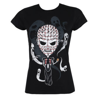 Damen T-Shirt Hardcore - PINHEAD - GRIMM DESIGNS