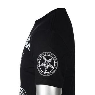 Herren T-Shirt - Wear Black Eat Pizza - BLACK CRAFT, BLACK CRAFT